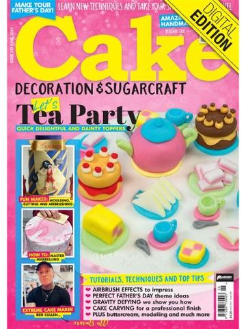 Screenshot of Cake Decoration & Sugarcraft