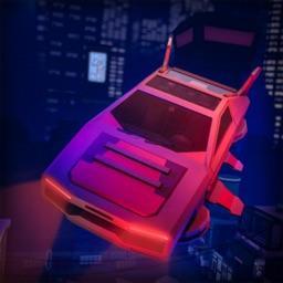Cyber City Driver Retro Arcade
