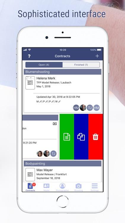 Smart Model Release screenshot-5