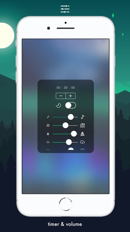 Mysa: Calming sounds for sleep screenshot-4