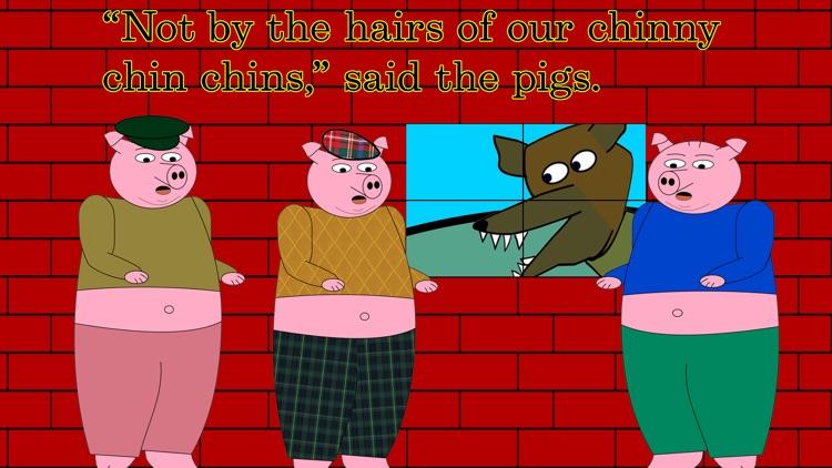 Three Little Pigs - A Fable screenshot-3