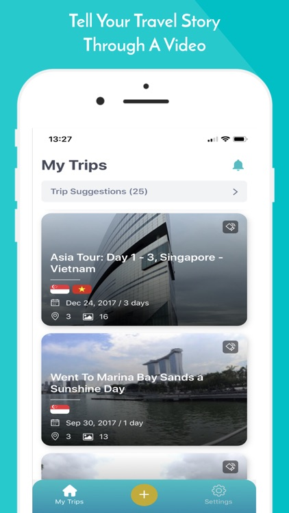 Trippi: Tell Your Travel Story