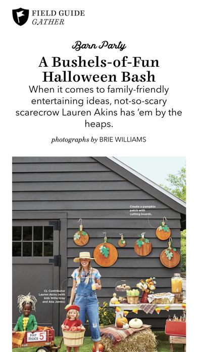 Country Living Magazine US Screenshot