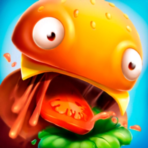 Burger.io: ио игра про бургеры