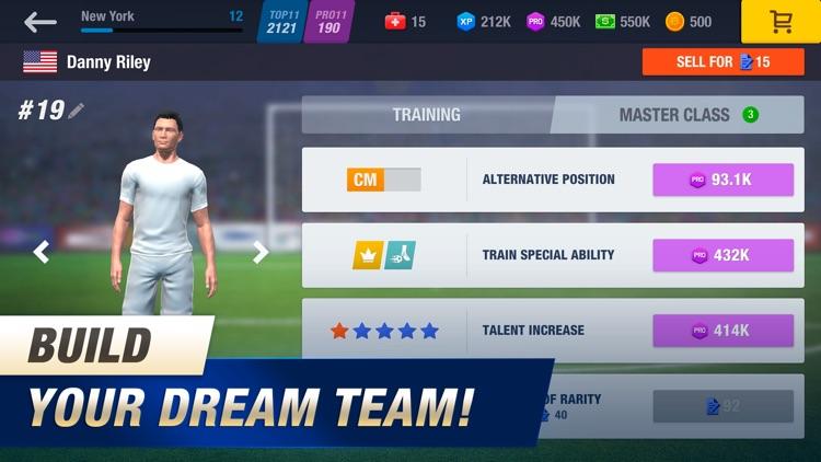 11x11: Football Manager screenshot-5
