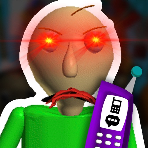 Scary Baldi Contact Game Mod