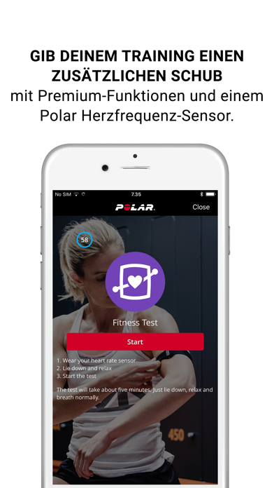 messages.download Polar Beat: Laufen & Fitness software