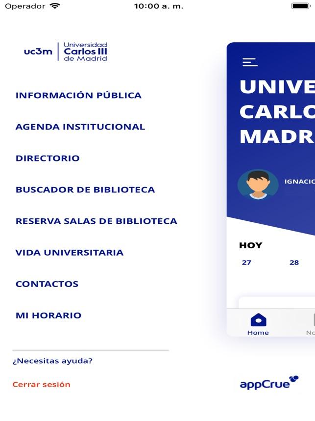 Calendario Uc3m.Uc3m On The App Store