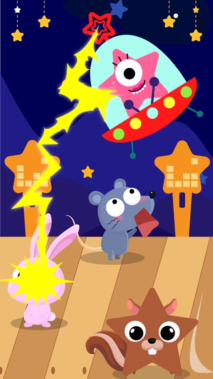 Shapes Candy Toddler Kids Game screenshot-6