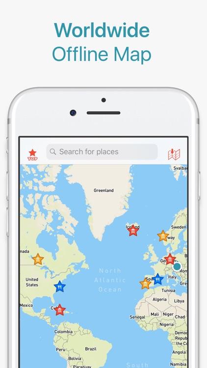 CityMaps2Go Pro  Offline Maps screenshot-0