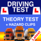 App Icon for LGV / HGV Lorry Theory Test UK App in Canada IOS App Store