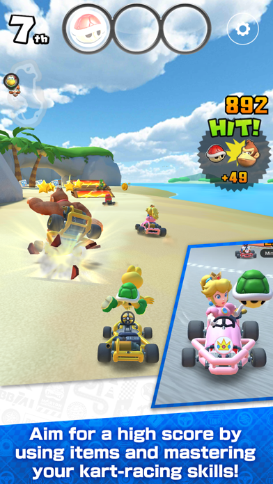 Mario Kart Tour wiki review and how to guide