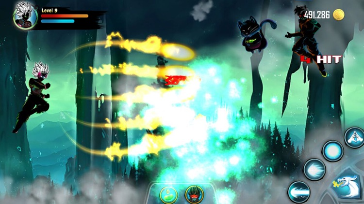 Dragon Shadow Battle 2 Warrior screenshot-3