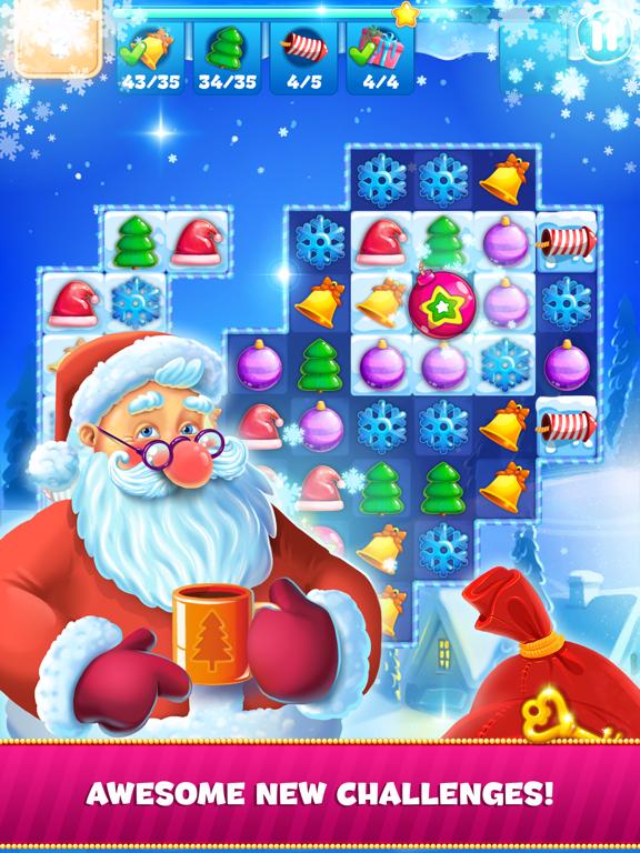 Christmas Sweeper 3 для iPad