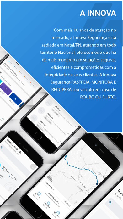 Innova Rastreamento screenshot 2