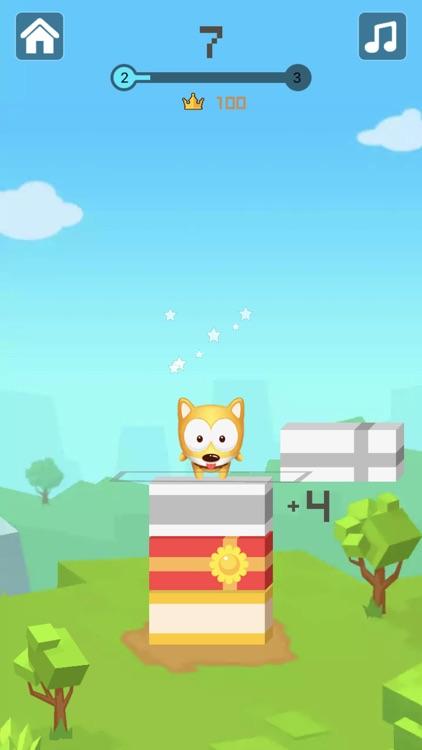跳跳小游戏 - 开心跳跃小游戏 screenshot-3
