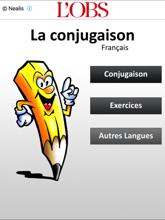 La conjugaison française