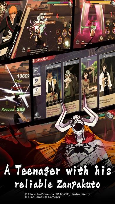BLEACH Mobile 3D screenshot 4