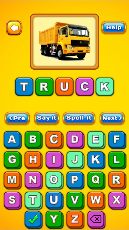 Spell It - spelling learning screenshot-3