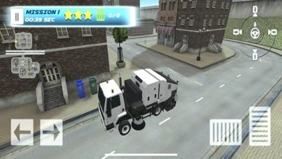 Garbage Truck Parking SIMのおすすめ画像3