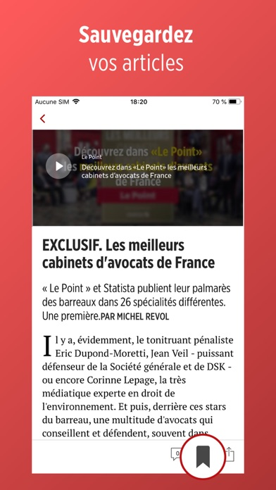 download Le Point journal et actualités indir ücretsiz - windows 8 , 7 veya 10 and Mac Download now