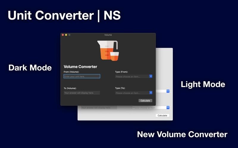 Unit Converter | NS Screenshot