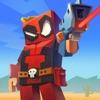 Pixel Black Cod 3D Battle