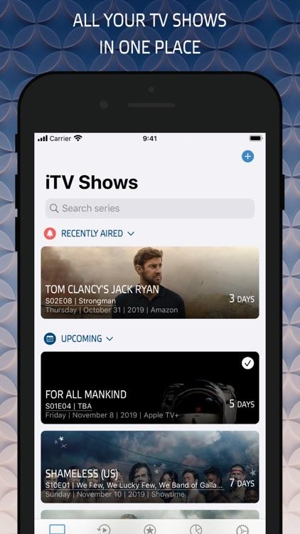 iTV Shows
