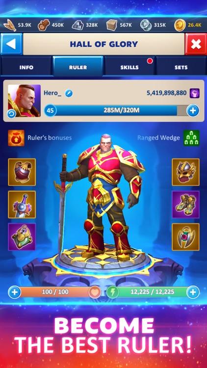 Magic Wars: Army of Chaos screenshot-3