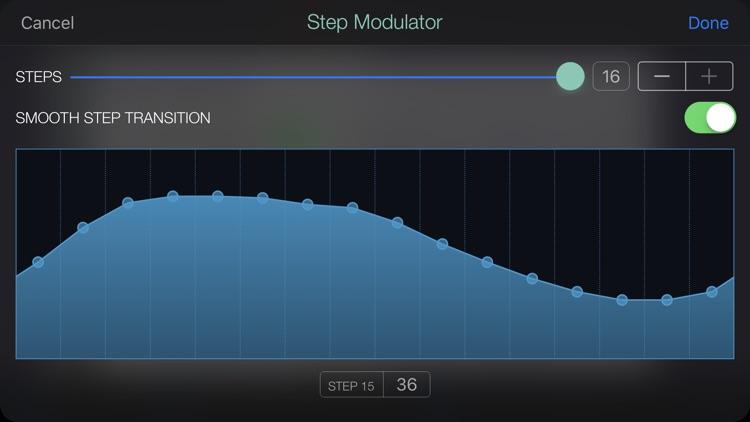 WiDI MIDI Studio screenshot-3