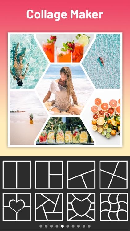 Collage Maker - Mixgram screenshot-0