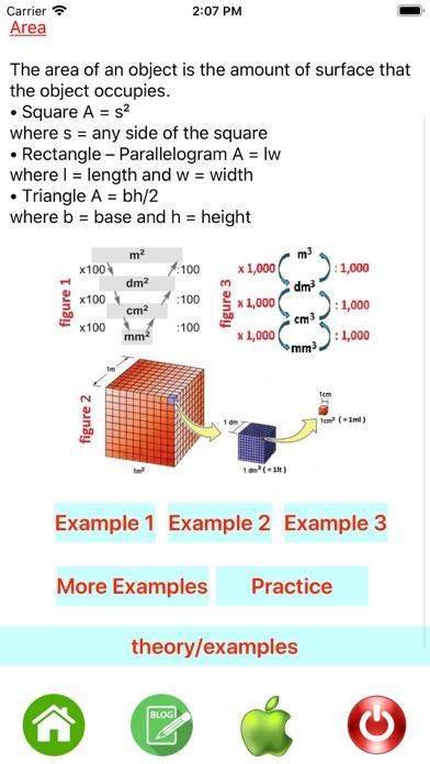 PSAT i- math interactive book screenshot #4