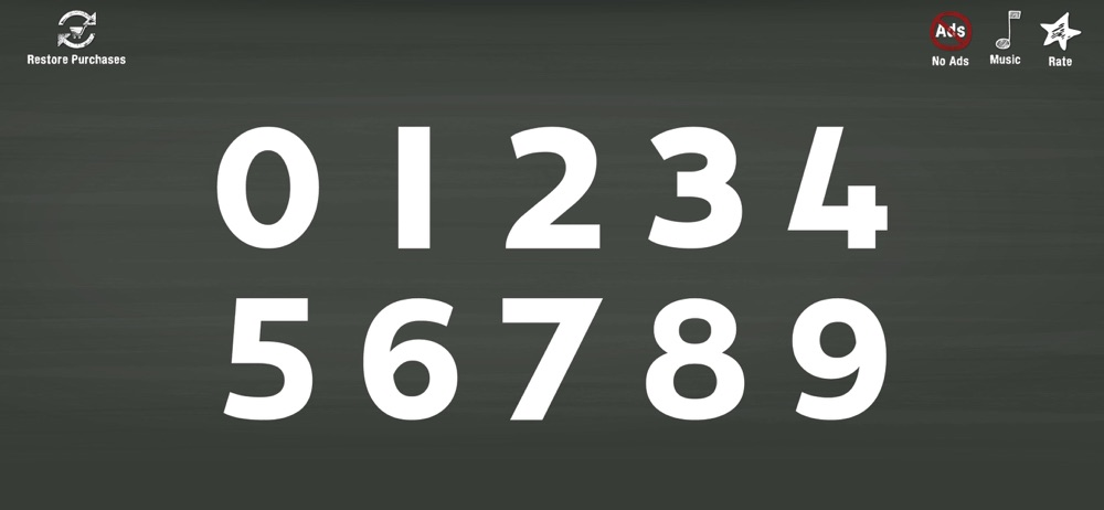 Trace Numbers • Kids Learning hack tool