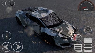 WDAMAGE: Car crash Engineのおすすめ画像2