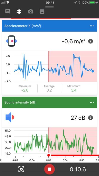 Science Journal by Google screenshot 5