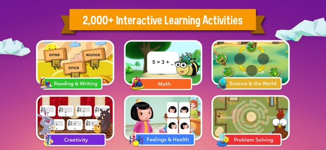 LeapFrog Academy™ Learning on the App Store