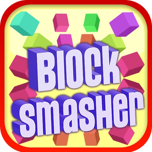 Block Smasher - Top Board Action Arcade Fun Brick Breaker 3D Breakout Free Game