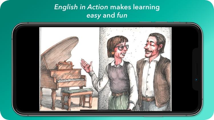 English in Action screenshot-0