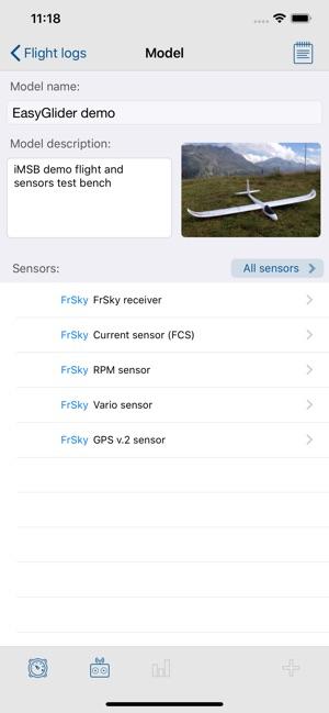 iMSB FrSky on the App Store