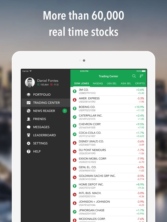 Best Brokers Stock Market Game - Revenue & Download