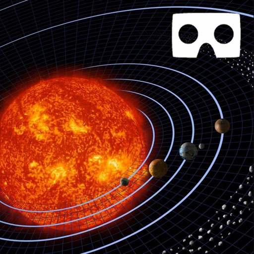 Solar Space Exploration VR