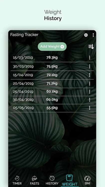Fasting Hour Tracker screenshot-6