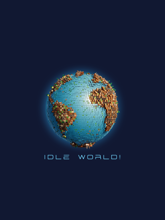 iPad Image of Idle World !