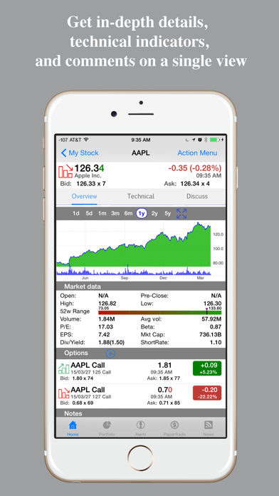 Download Stocks Tracker:Real-time stock for Pc