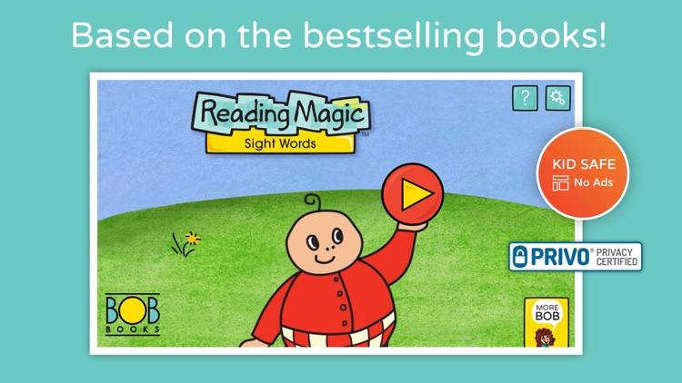 Bob Books Reading Sight Words screenshot-0