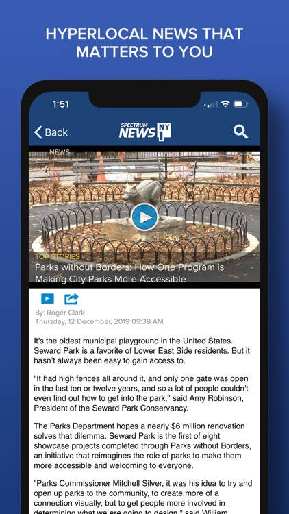 Spectrum News: Local Headlines screenshot-3