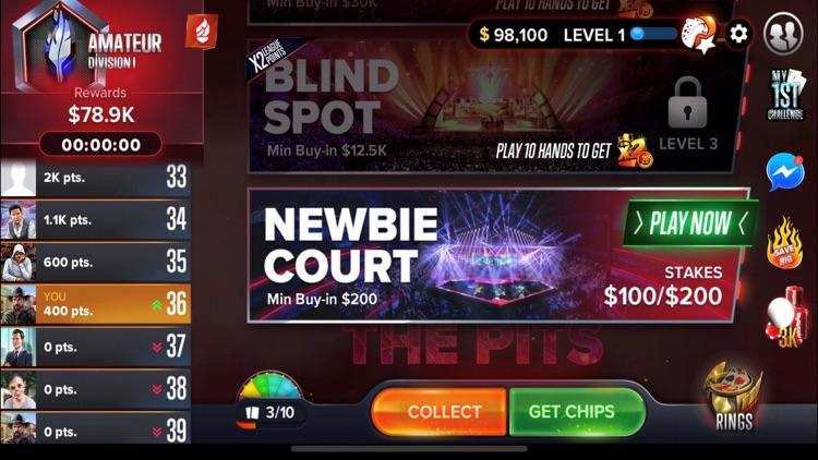 Poker Heat: Texas Holdem Poker screenshot-3