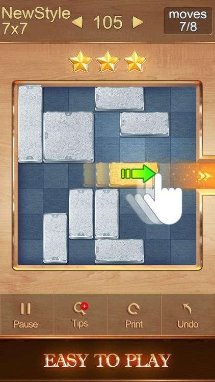 Golden Unblock Puzzle screenshot-0