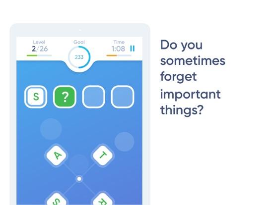 NeuroNation - Brain Training iPad app afbeelding 5