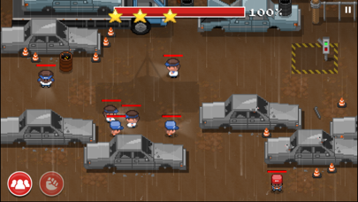 Defend Your Turf: Street Fight screenshot one